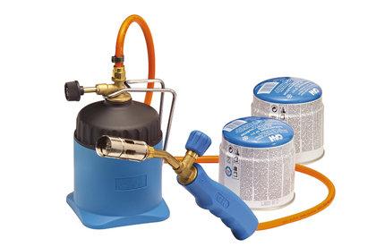 Gāzes deglis ar šļūteni