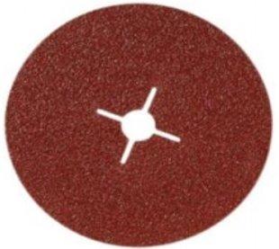 Smilšpapīrs - fibra F100 Norton