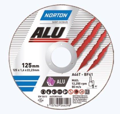 Griežamais disks Alumīnijam