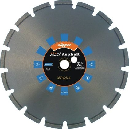 Dimanta disks asfaltam