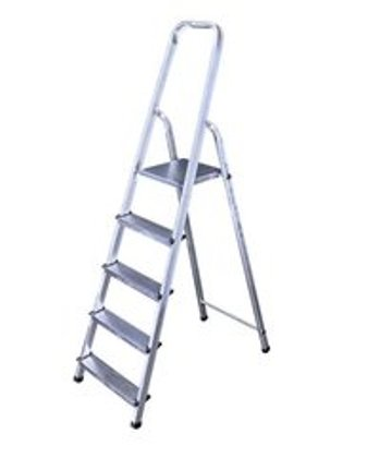 Mājsaimniecības kāpnes 150kg