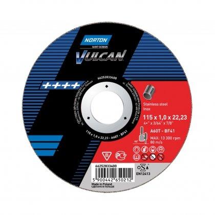 Griežamais disks nerūsējošajam tēraudam