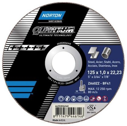 Griežamais disks metālam QUANTUM