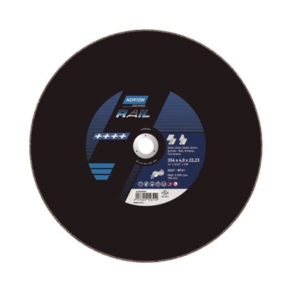 Griežamais disks metālam RAIL