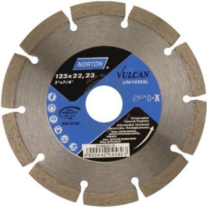 Dimanta disks betonam Vulcan