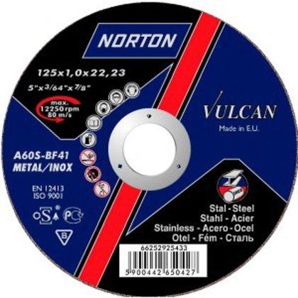 Griežamais disks metālam Norton VULCAN