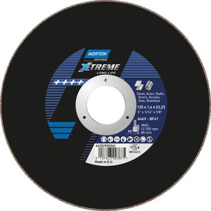 Griežamais disks metālam X-TREME